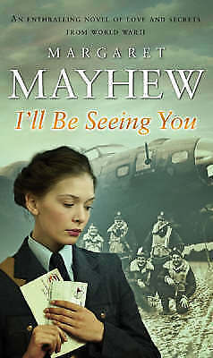 """""""AS NEW"""" I'll Be Seeing You, Mayhew, Margaret, Book"""