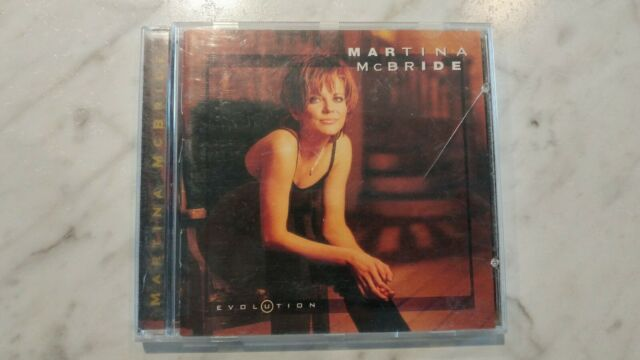 THE WAY THAT I AM by Martina McBride CD - Country - 1999