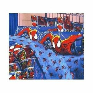 Spiderman-3-pillow-sham-pillowcase-Offical-Movie-Licensed-Merchandise-new