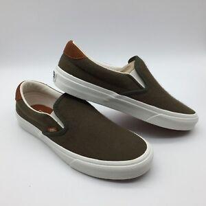 scarpe uomo slip on vans