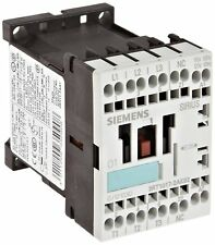 Siemens 3rt10 17 2ak62 Motor Contactor 3 Poles Spring Loaded Terminals S00
