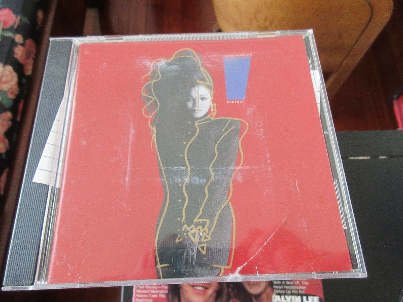 Janet Jackson , Control , CD 696554825451