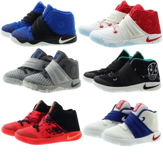 buy online 72b83 eba47 Nike 827281 Toddler Child Kids Kyrie 2 SB Lightweight Skateboard Shoes  Sneakers