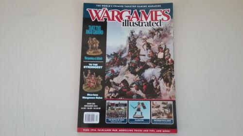 Wargames Illustrated Magazine  Issue 326  December 2014