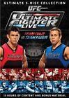 UFC The Ultimate Fighter Live - Team Cruz VS Team Faber Season 15 DVD