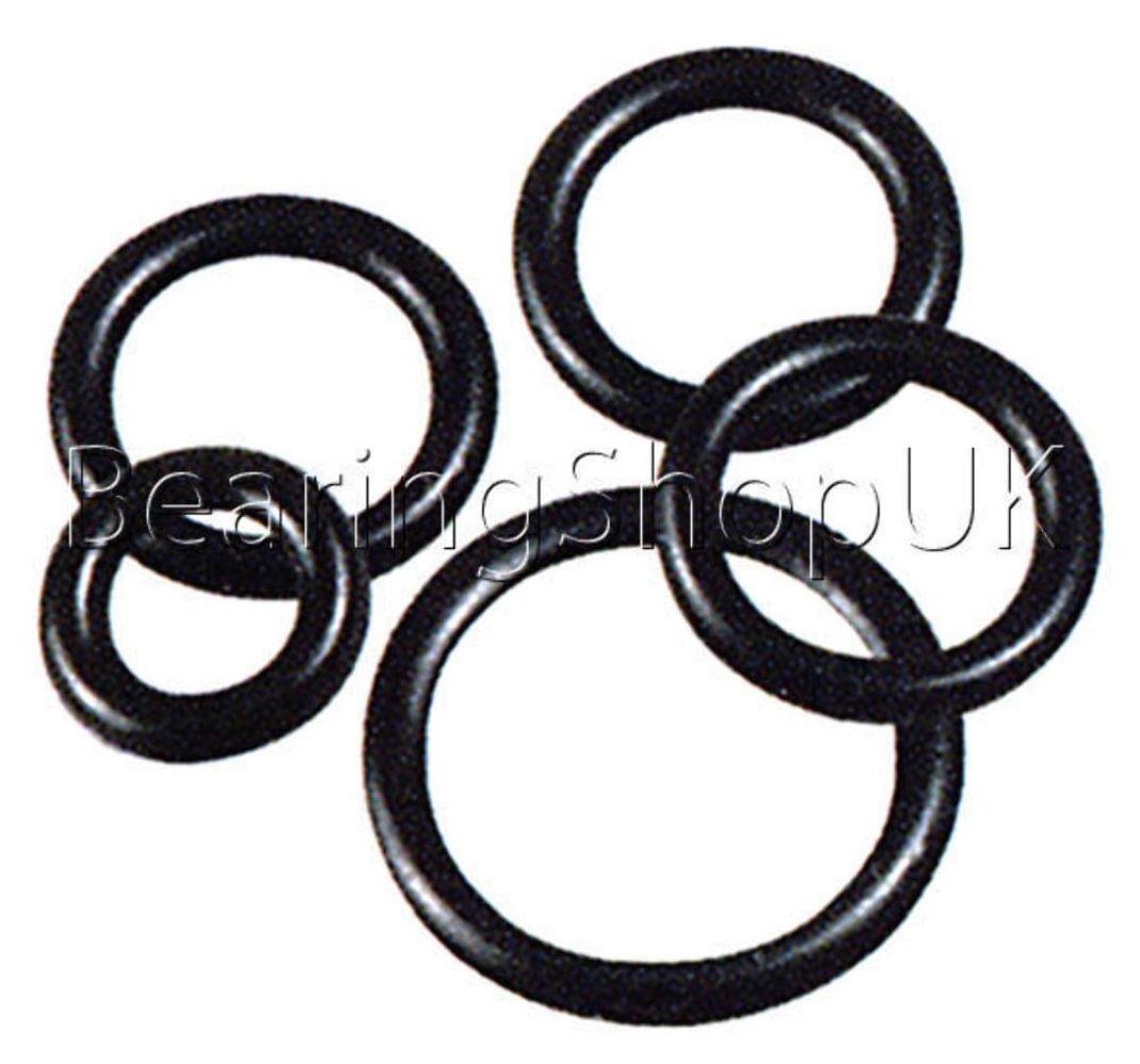 112 x 1.5 mm NITRILE 70 70 NITRILE o'ring (500x) 9be63c