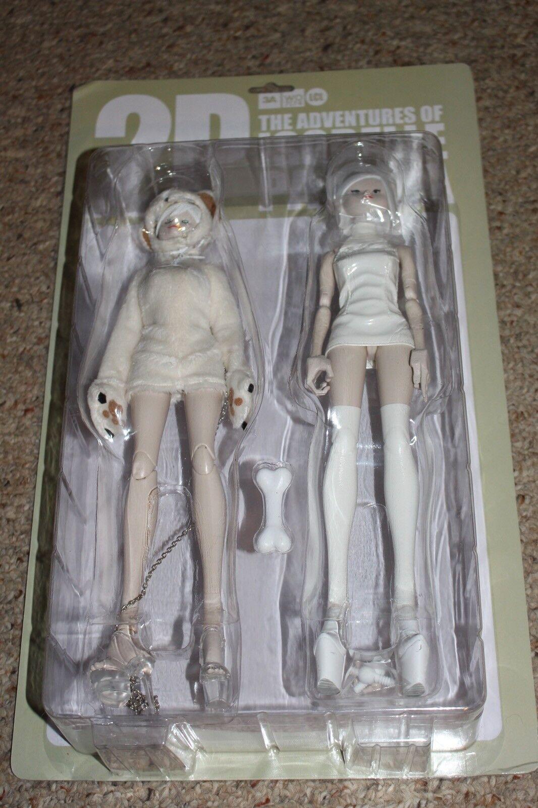 3A ThreeA Lab-Ra-Dore Set Adventures Of Isobelle Pascha Figure Complete
