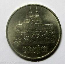 DDR Gedenkmünze 5 Mark Stempelglanz von 1972-Meißen Neusilber