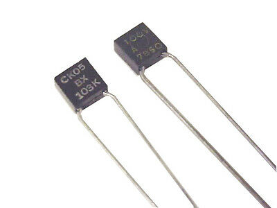 MIL-C-11015 radial mount 10/%,100V .01uF capacitors,lot//100 AVX CK05BX103K