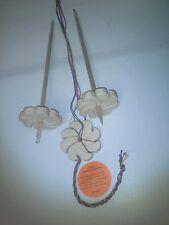 Multi Handspindel Wirbel 3 in 1 Spindel, Kopfspindel u. knüpfen wie Knüpfstern