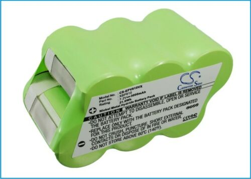 BATTERIA NI-MH per Euro-Pro xbp610 SHARK SQUALO uv610c xbp610 uv614 SQUALO SHARK UV
