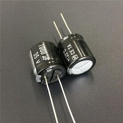 2PCS panasonic 35v 1000UF L.ESR Motherboard Capacitor m