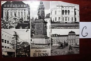Distingué Carte Postale Vue Carte Nordrhein-westfalen Absorbé De Bonn-falen Grübe Aus Bonn Fr-fr Afficher Le Titre D'origine Circulation Sanguine Tonifiante Et Douleurs D'ArrêT