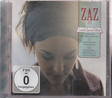 "ZAZ ""Zaz"" CD-Album (same name) - Liited Special Edition CD & DVD"