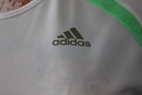 mujer Adidas Snova Green Camiseta manga Clima365 de para entrenamiento 38 884417384362 Lw de corta Nwt vppxEIq