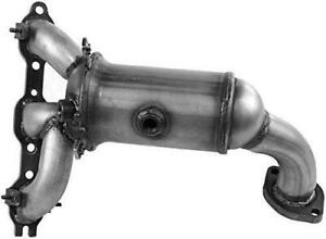 Volkswagen  ROUTAN 4.0L  Manifolds Catalytic Converters 2008-2010 DIRECTFIT OBDII Canada Preview