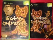 GENMA ONIMUSHA XBOX GENMA ONIMUSHA XBOX XBOX 360
