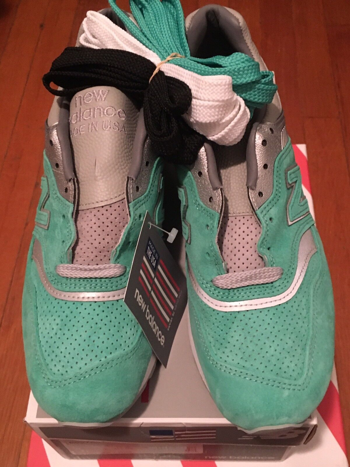 DS Concepts x New Balance M997NSY  City Rivalry  Talla 8 concepts Kith Packers