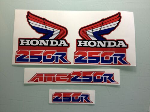 Honda 1986 86 85 ATC ATC250R 1986 Decals 250R ATC