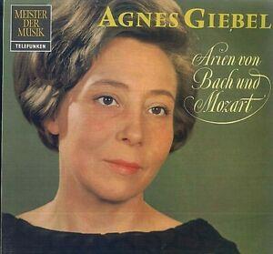 Agnes Giebel – Arien Von Bach Und Mozart
