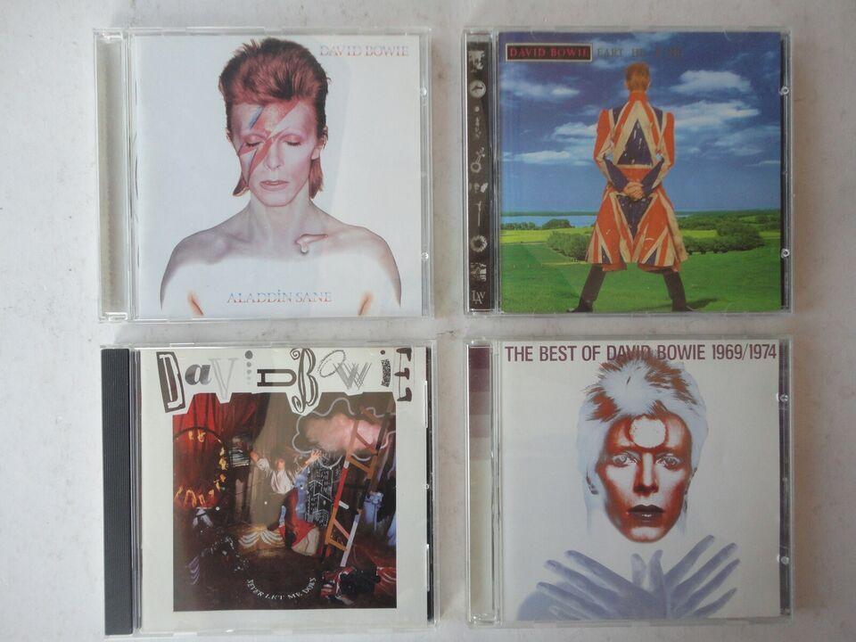 DAVID BOWIE: Ziggy, rock