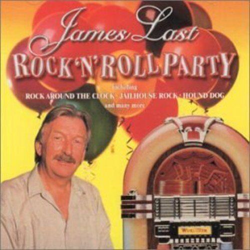 James Last: Rock 'n' Roll Party - CD