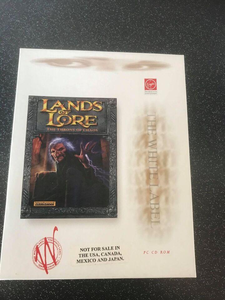 Lands Of Lore, til pc, rollespil