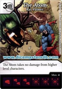 The-Atom-Ray-Palmer-36-Justice-League-Dc-Dice-Masters