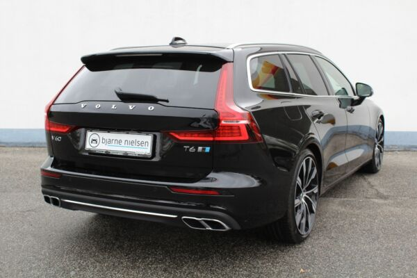 Volvo V60 2,0 T6 310 Inscription aut. AWD - billede 1