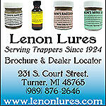 Lenon Animal Lures