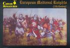 Caesar Miniatures 1/72 087 European Medieval Knights (13th Century)