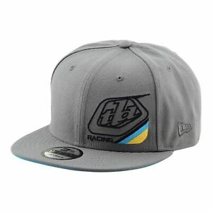 72cfb8ec Details about Troy Lee Designs TLD Youth Snapback Cap Hat Precision 2.0  Grey One Size