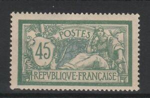 FRANCOBOLLI-1906-FRANCIA-C-45-TIPO-MERSONI-MNH-E-1507