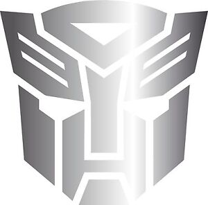 Wall vehicle window mural display transformers autobot for Cd mural wall display
