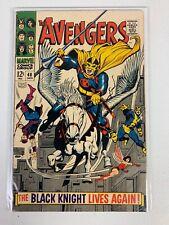The Avengers #48 (Jan 1968, Marvel)