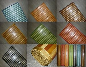 Stuoie per cucina in bamboo tappeti multiuso bamboo - Tappeti in bamboo ...