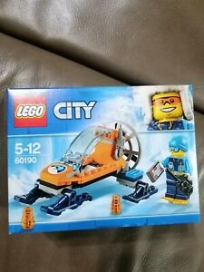 Lego-City-60190-Artic-Ice-Glider