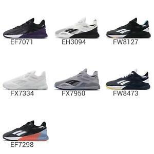 Reebok-Nano-X-10-Gym-Fitness-Men-CrossFit-Cross-Training-Shoes-Trainers-Pick-1