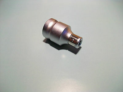 "Socket Bit Holder GS TUV Mannesmann Square Drive 1//2/"" to 5//16/"" Hex Bit Adapter"
