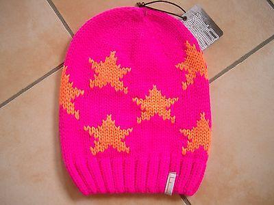 (h) Grob A Maglia Berretto Freaky Testa Beanie Inverno Cappello Little Stars Con Logo Flag-mostra Il Titolo Originale
