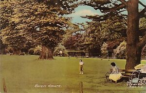Ewell Court EWELL Surrey - Leyburn, United Kingdom - All returns accepted within seven days of purchase Most purchases from business sellers are protected by the Consumer Contract Regulations 2013 which give you the right to cancel the purchase within 14 days after the day you rece - Leyburn, United Kingdom