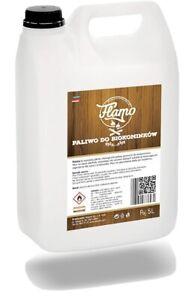 FLAMO-Paliwo-Do-Biokominkow-99-Etanol-Ethanol-fuel-for-fireplace-5L