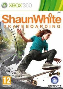 XBOX-360-Shaun-White-Skateboarding-Nuovo-e-Sigillato-UFFICIALE-STOCK-Regno-Unito
