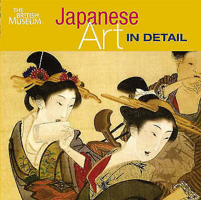 Japanese Art in Detail-ExLibrary