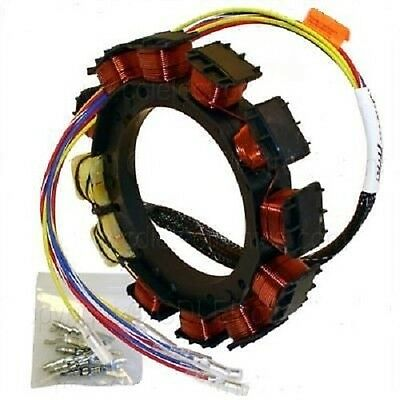 C117 Mercury Outboard Stator 1978-1988 9 amp 6 cyl 398-5454A2 A6 174-5456