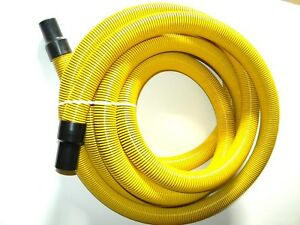 Image is loading Carpet-Cleaning-1-5-034-Extractor-Vacuum-Hose-