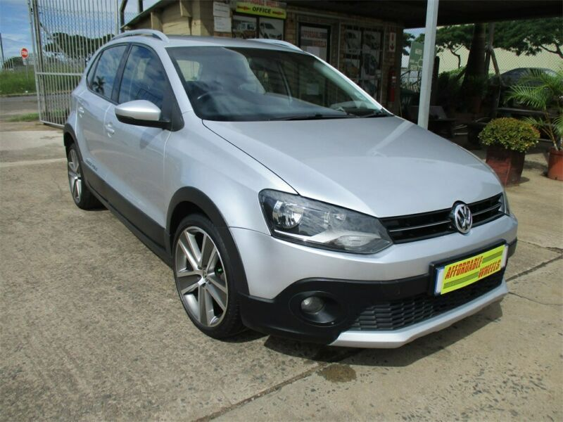 2013 Volkswagen T Cross 1.6i