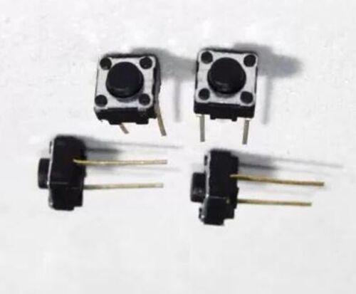 6 * 6 * 5 mm bouton poussoir à 2 pins (broches) , push button switch. .C43.4