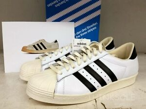 on sale 5b3eb e9ca1 Details about ADIDAS ORIGINAL CONSORTIUM SUPERSTAR B24030 MADE IN FRANCE  SIZE 6.5 LIMITED