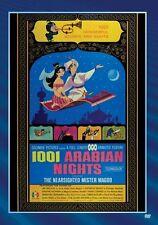 1001 ARABIAN NIGHTS (1959 animated movie) Region Free DVD - Sealed